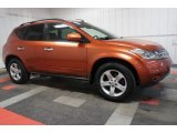 2005 Nissan Murano Sunlit Copper Metallic
