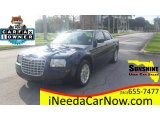 2005 Midnight Blue Pearlcoat Chrysler 300  #110027839