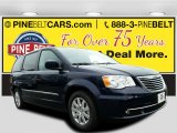 2016 True Blue Pearl Chrysler Town & Country Touring #110027875