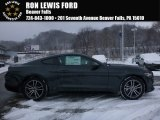 2016 Guard Metallic Ford Mustang EcoBoost Coupe #110057043