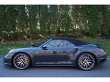 2016 Porsche 911 Dark Grey, Paint to Sample