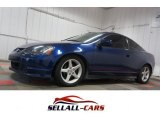 2003 Eternal Blue Pearl Acura RSX Sports Coupe #110056937
