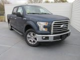 2016 Blue Jeans Ford F150 XLT SuperCrew #110080843