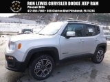 2016 Glacier Metallic Jeep Renegade Limited 4x4 #110080925