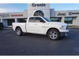 2014 Bright White Ram 1500 Big Horn Quad Cab #110080816