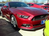 2016 Ruby Red Metallic Ford Mustang GT Premium Coupe #110080661