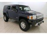 2009 All-Terrain Blue Hummer H3  #110115781