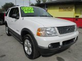 2004 Oxford White Ford Explorer XLT #110115717