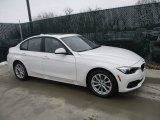 2016 Alpine White BMW 3 Series 320i xDrive Sedan #110115827