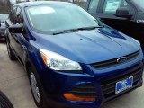 2016 Deep Impact Blue Metallic Ford Escape S #110115521