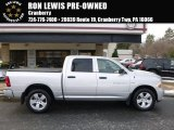 2012 Bright Silver Metallic Dodge Ram 1500 ST Crew Cab 4x4 #110115566
