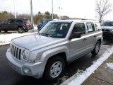 2007 Jeep Patriot Bright Silver Metallic
