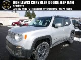 2016 Glacier Metallic Jeep Renegade Limited 4x4 #110115557