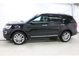 2016 Shadow Black Ford Explorer Limited 4WD #110115383