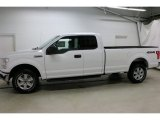 2016 Oxford White Ford F150 XLT SuperCab 4x4 #110115313