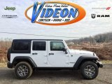2016 Bright White Jeep Wrangler Unlimited Rubicon 4x4 #110147194