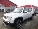 2016 Glacier Metallic Jeep Renegade Limited 4x4 #110147094