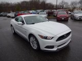 2016 Oxford White Ford Mustang GT Premium Coupe #110147157