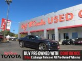 2014 Blue Ray Metallic Chevrolet Camaro LT Coupe #110163831