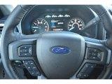 2016 Ford F150 XLT SuperCrew 4x4 Steering Wheel