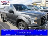 2016 Magnetic Ford F150 XLT SuperCrew 4x4 #110163761