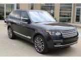 2016 Land Rover Range Rover Carpathian Grey Metallic