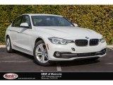 2016 Alpine White BMW 3 Series 328d Sedan #110163984