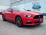 2016 Race Red Ford Mustang EcoBoost Coupe #110193561