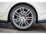 Maserati Ghibli 2014 Wheels and Tires