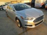2016 Ingot Silver Metallic Ford Fusion Titanium #110193607
