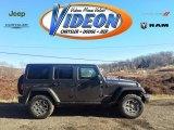 2016 Granite Crystal Metallic Jeep Wrangler Unlimited Rubicon 4x4 #110193877