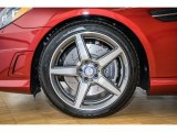 Mercedes-Benz SLK 2016 Wheels and Tires