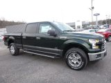 2016 Green Gem Ford F150 XLT SuperCrew 4x4 #110193633