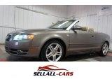 2008 Alpaka Beige Metallic Audi A4 2.0T quattro Cabriolet #110193485