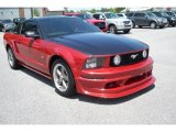2005 Redfire Metallic Ford Mustang GT Premium Coupe #11015653