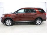 2016 Bronze Fire Metallic Ford Explorer XLT 4WD #110193439