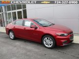 2016 Crystal Red Tintcoat Chevrolet Malibu LT #110220716