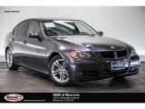 2008 Space Grey Metallic BMW 3 Series 328i Sedan #110220927