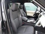 2016 Land Rover Range Rover Supercharged LWB Ebony/Ivory Interior