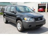 2006 Black Ford Escape XLS #11015637