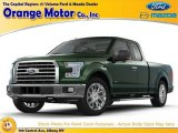 2016 Green Gem Ford F150 XL Regular Cab #110220864