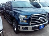 2016 Blue Jeans Ford F150 XLT SuperCrew #110220752