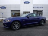 2016 Deep Impact Blue Metallic Ford Mustang GT Coupe #110221011