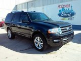 2015 Tuxedo Black Metallic Ford Expedition Limited #110220744