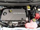 Chevrolet Spark Engines