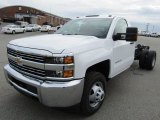 2016 Chevrolet Silverado 3500HD WT Regular Cab 4x4 Chassis Data, Info and Specs