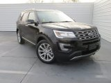 2016 Shadow Black Ford Explorer Limited #110220902