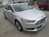 2013 Ingot Silver Metallic Ford Fusion Titanium #110220785