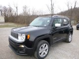 Black Jeep Renegade in 2016