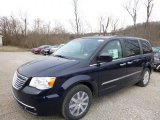 2016 True Blue Pearl Chrysler Town & Country Touring #110220886